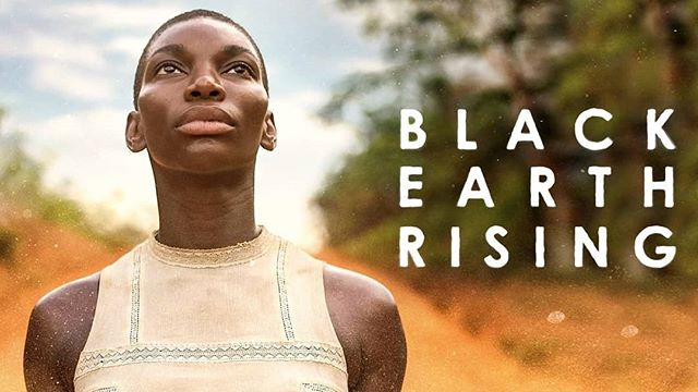 Now watching Black Earth Rising. The new Netflix show show about  a woman, played by the talented Michaela Coel, who was adopted as a child after the Rwandan genocide. She is attempting to reconcile her past as Rwanda tries to move forward and all the politics that are involved. Have you guys seen it? Thoughts?  Sundays are for Netflix and Twist-outs . . . . . . . . . . .  #panafrique #panafrican #artist #blackcreatives #blackisbeautiful #Ghana #rwanda #blackbritish #blackbrit #blackactors #blackactress #netflixmovies #sernegroeshermoso #history #melanin #melanine #african #afropolitan