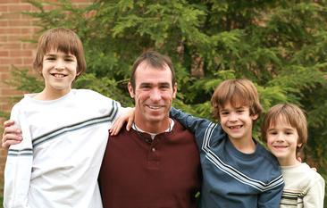 Paternity, child custody, parentage action