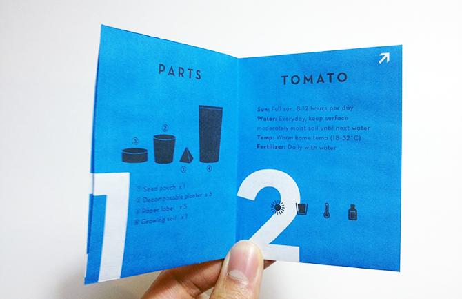 GROW Kit Booklet / Inside