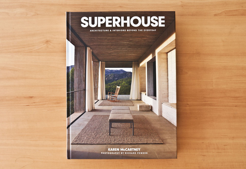 Superhouse  by Karen McCartney,design by Evi O.