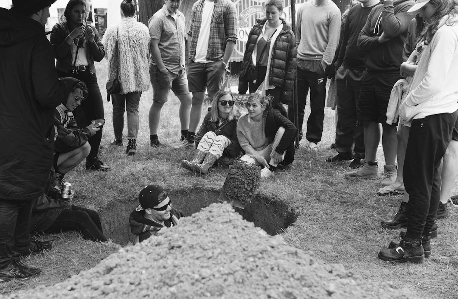 The Hole, at Falls Festival - image by Lisa Hirmer
