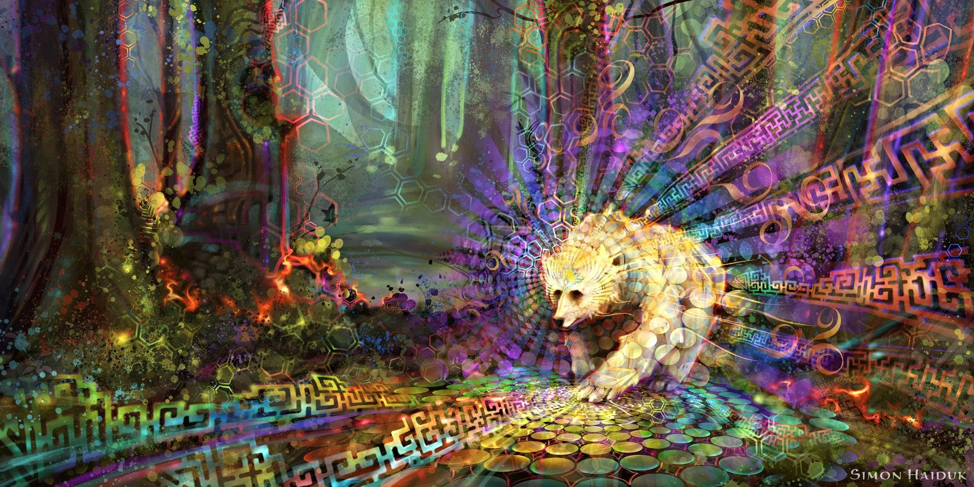 """"""" Spirit Bear """""""