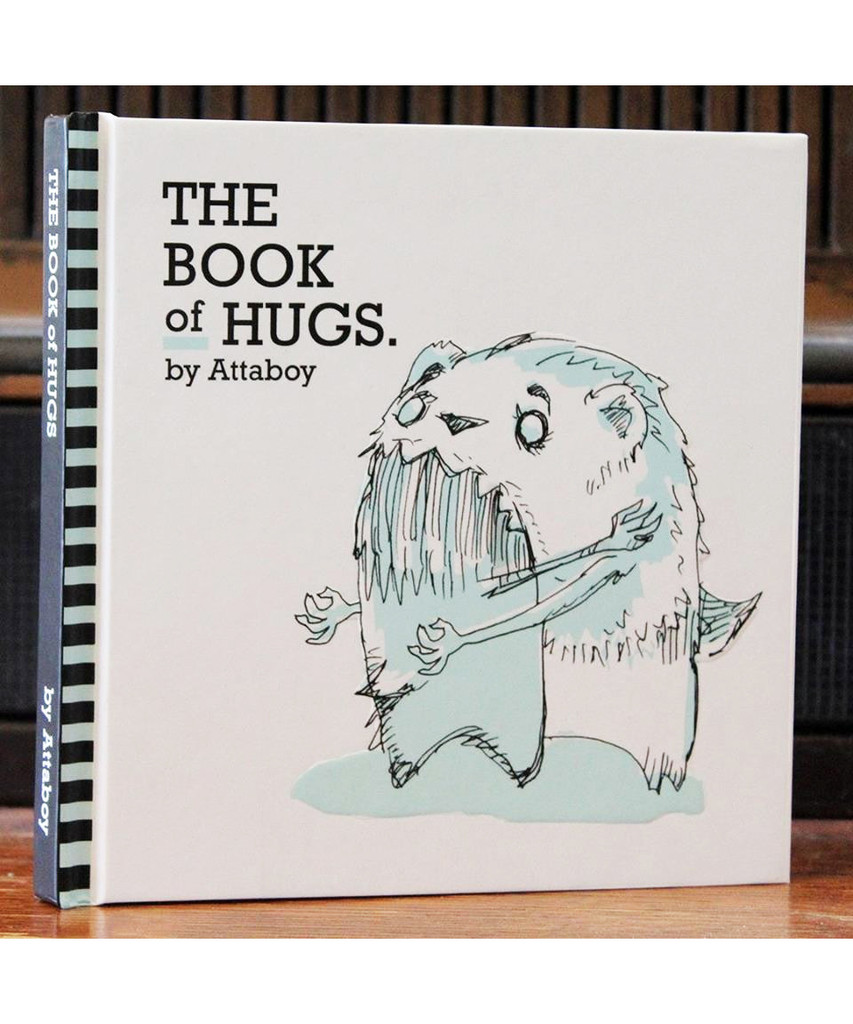 Purchase The Book of Hugs