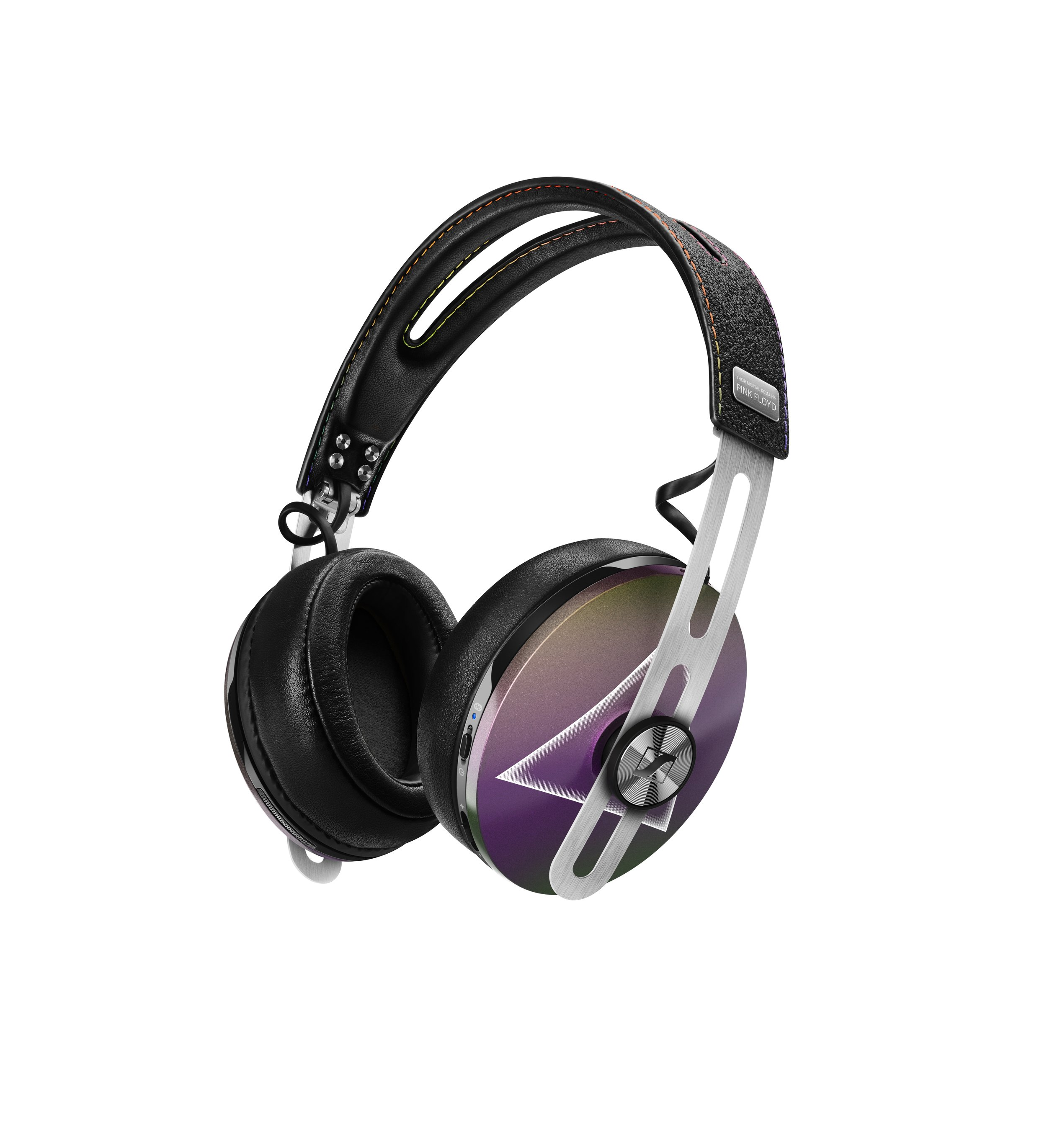 "Photo:    HD 1 Wireless edition celebrating The Pink Floyd Exhibition: ""Their Mortal Remains""      All rights owned by Sennheiser"