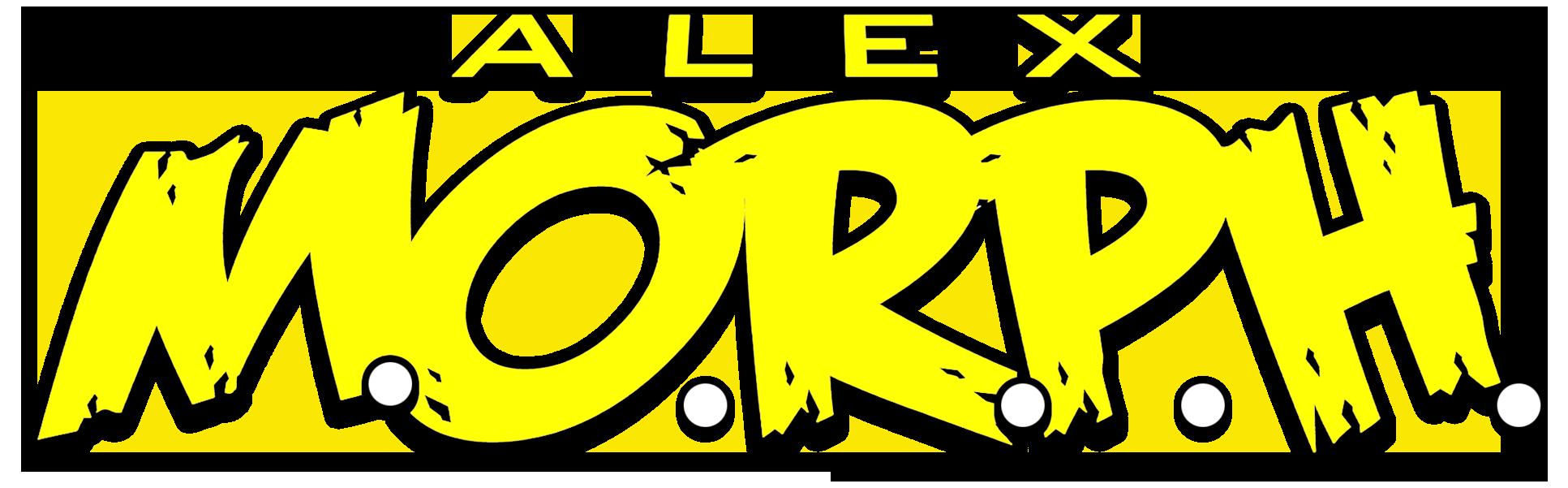 Logo - Alex M.O.R.P.H. (Yellow).png