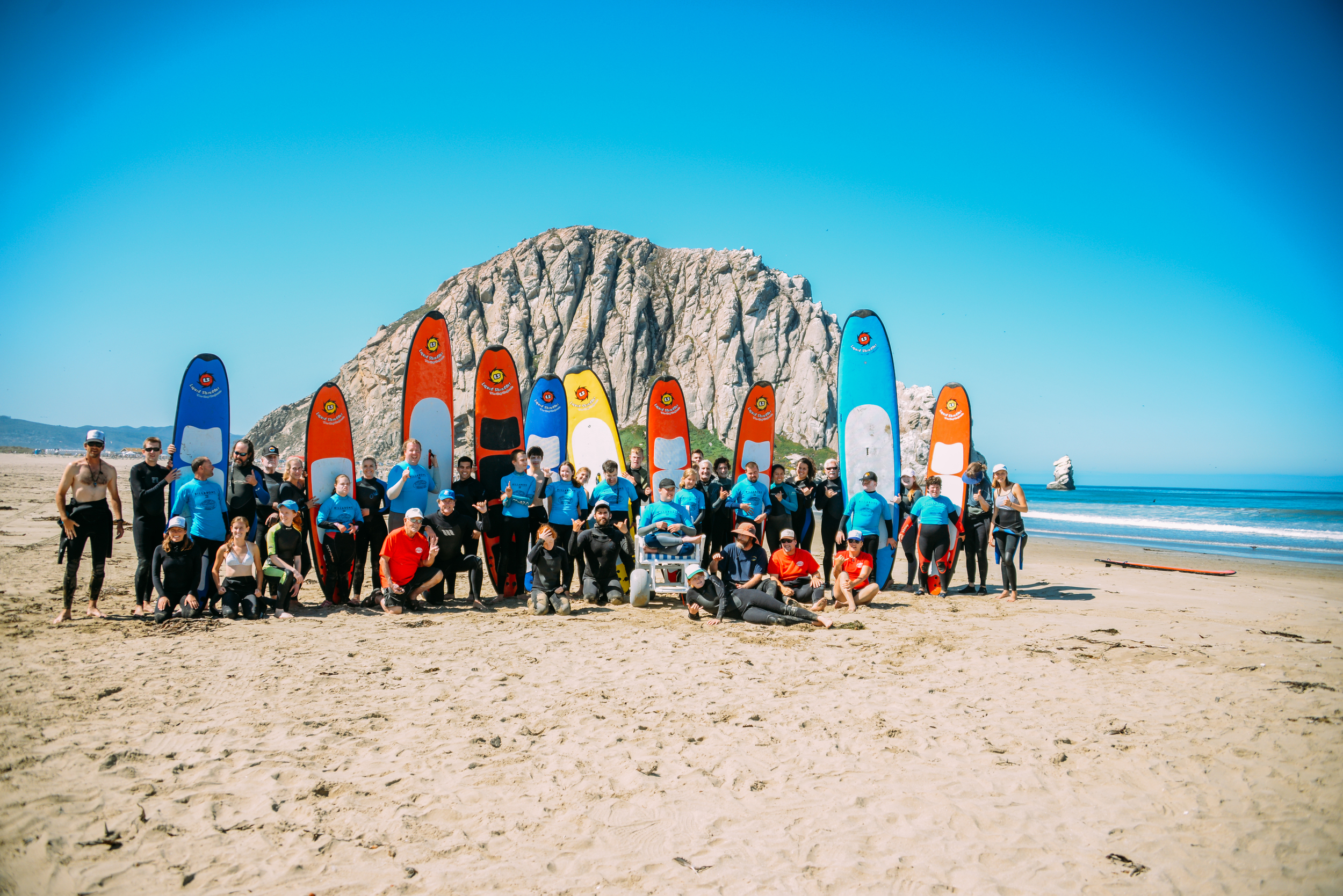{Project Surf Camp}