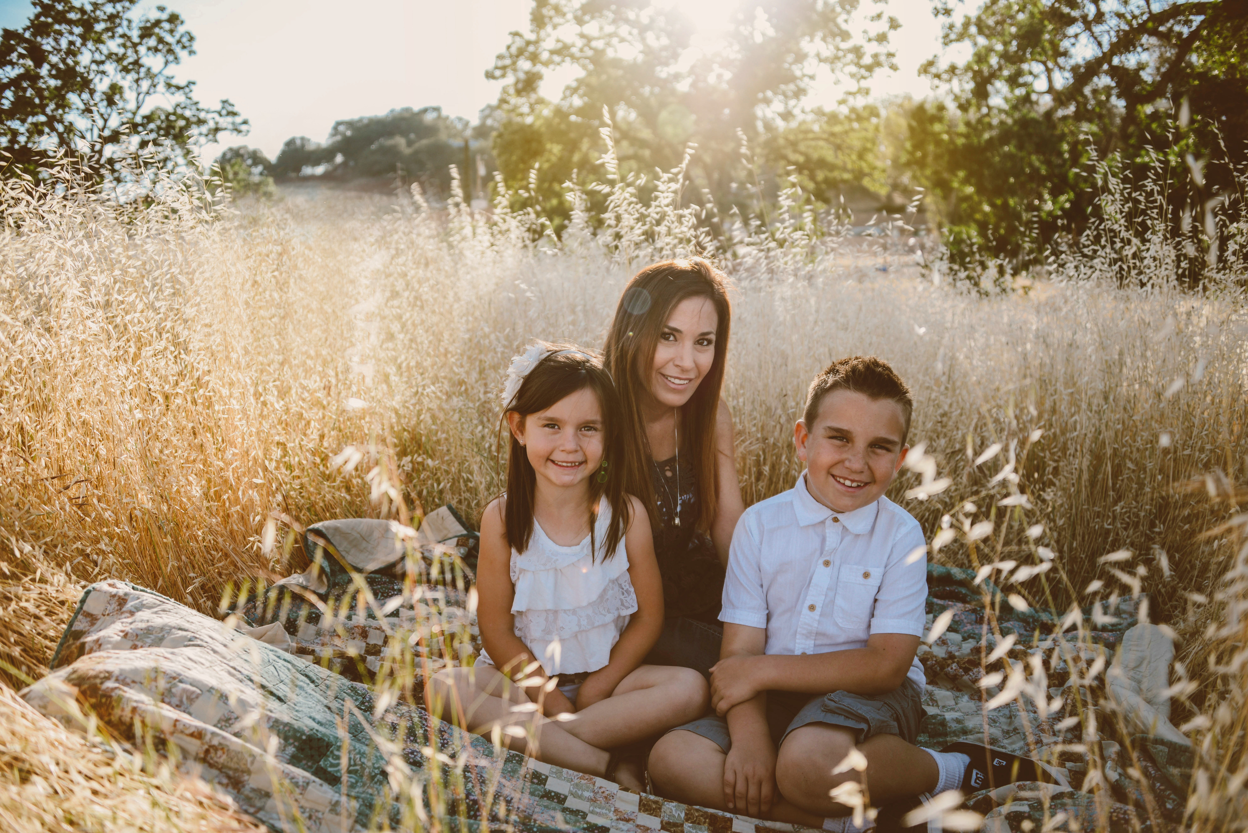 {Julia, Hunter & Hudsen}