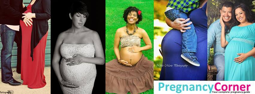 Featured Cover Photo on Pregnancy Corner