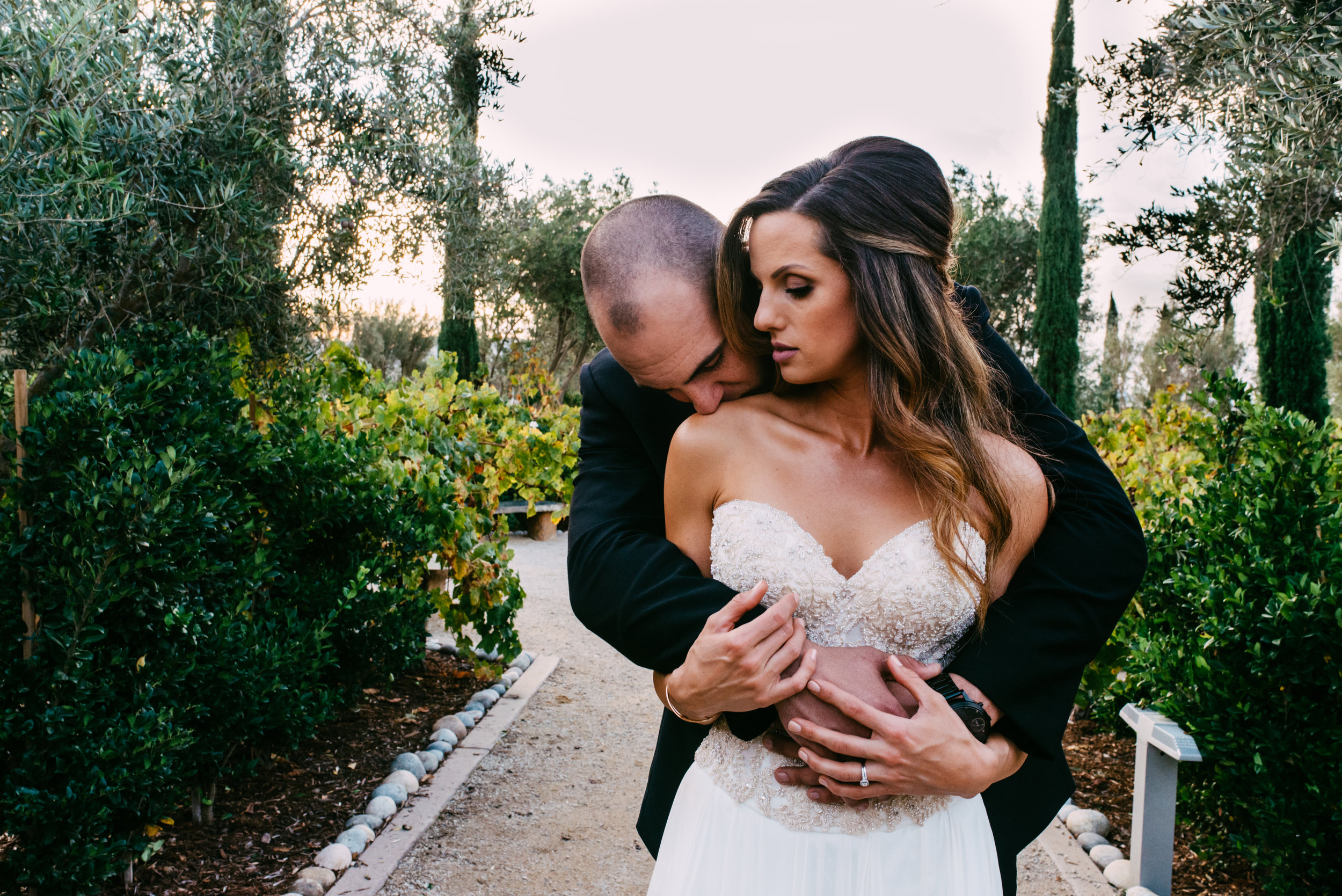 Draper Wedding featured on Borrowed and Blue