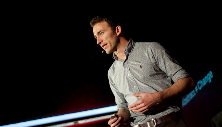 TEDx presentation in Montreal, Canada