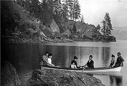 Photo Courtesy North Idaho Museum, circa 1890