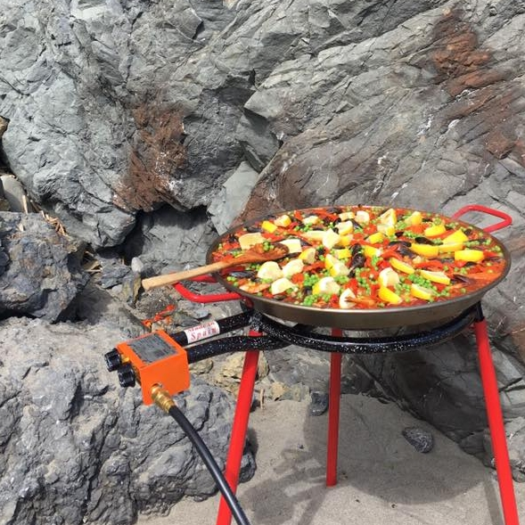 - Paella Parties