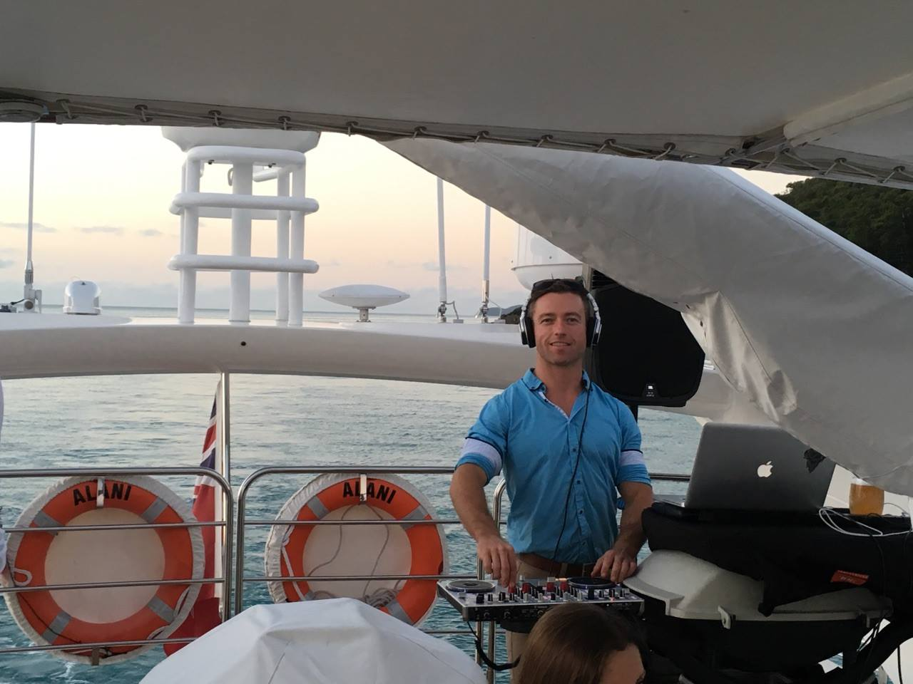 - Private DJCreate a beach-club feel whilst dancing on the top deck to your favorite mixes. Your personal DJ will design a set for your charter completely tailored to your music style.