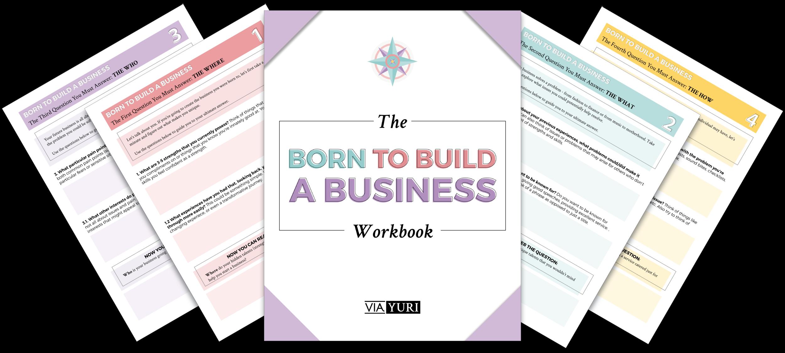 Branding 101 | The 2 Essentials Components that make up your brand | Business and Brand Essentials - viaYuri.com