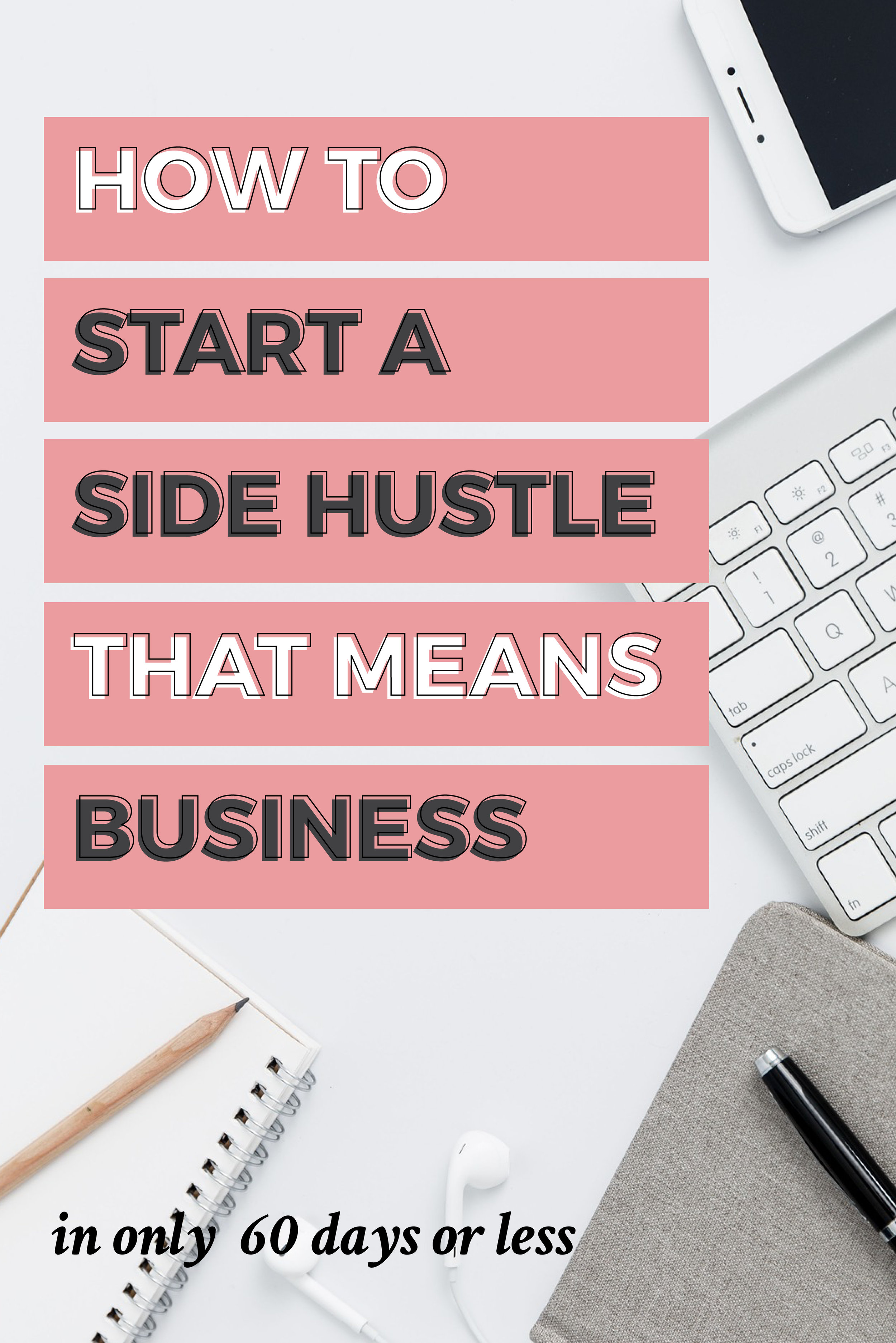 Things I've Created Using Adobe InDesign: Self Published Book - The DIY Side Hustle Starter Guide by Yuri Gibson of viaYuri.com