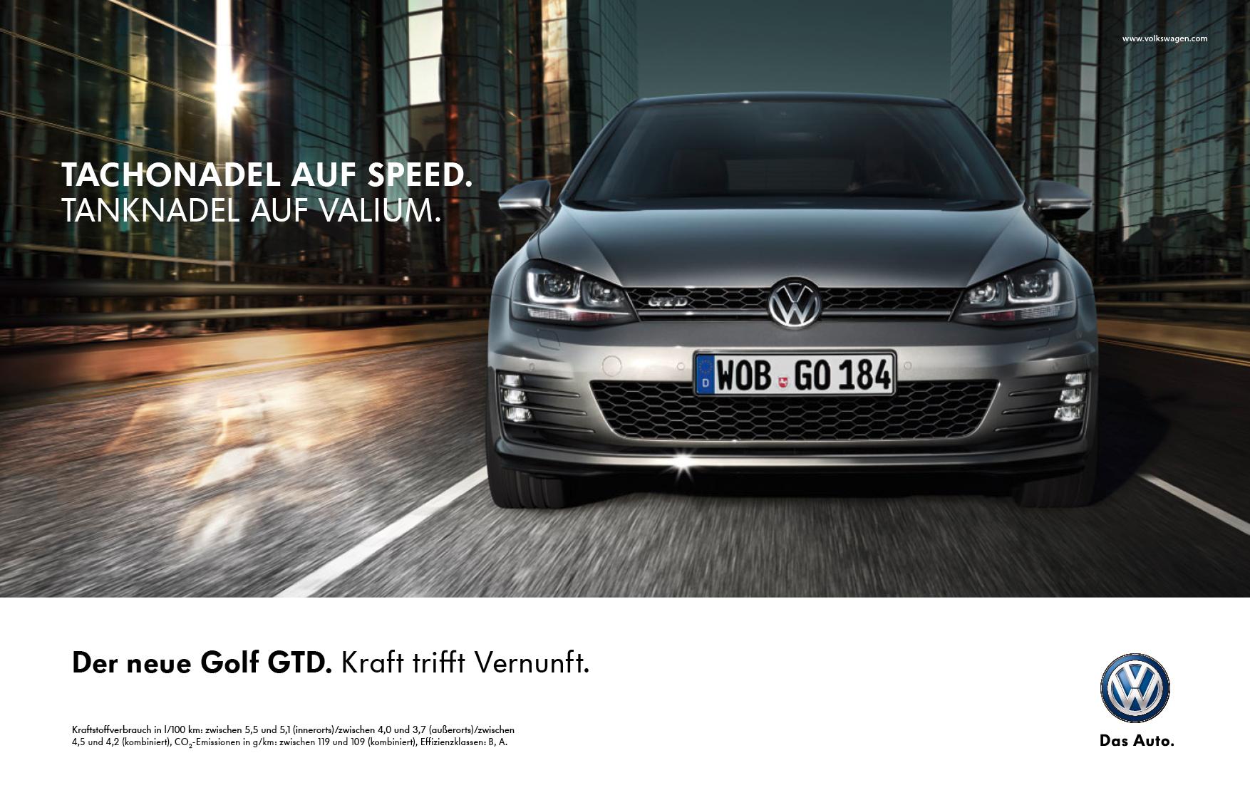 ALEX MAKEDONSKIYVolkswagen Golf GTD   Campaign