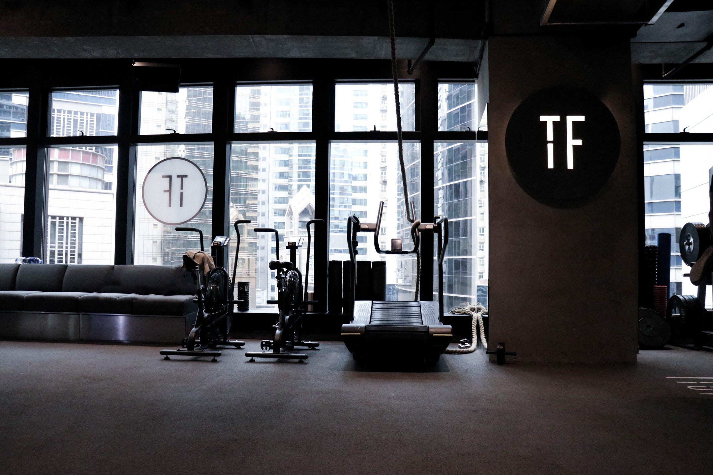 Gym Rental View - TopFit Gym Hong Kong.JPG