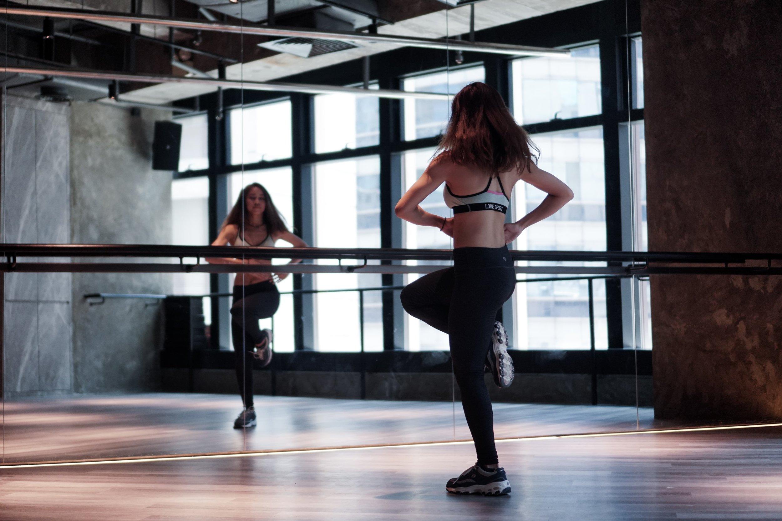 TopFit Gym Hong Kong- Dance Cardio 1