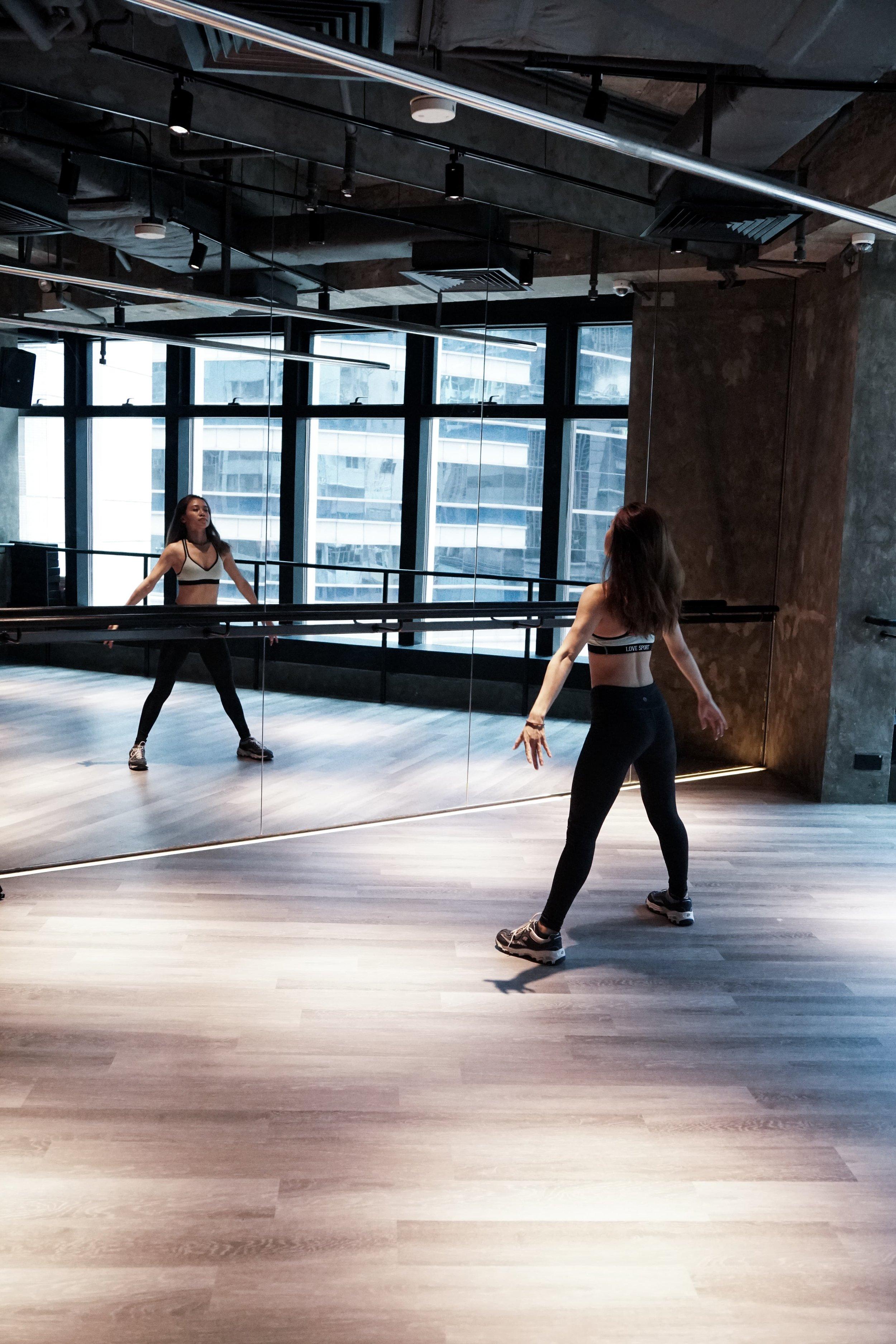 TopFit Gym Hong Kong- Dance Cardio 3