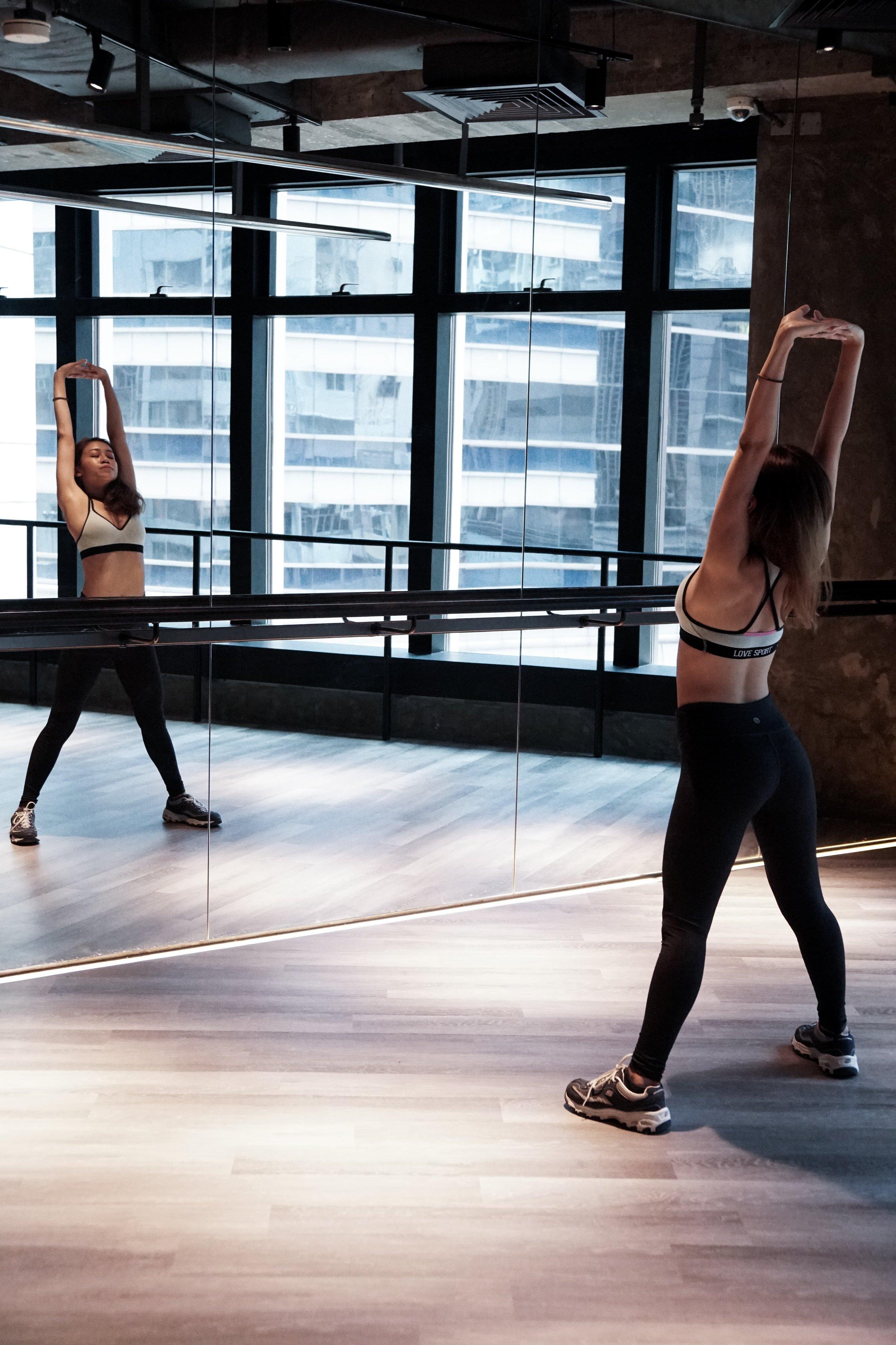 TopFit Gym Hong Kong- Dance Cardio 4