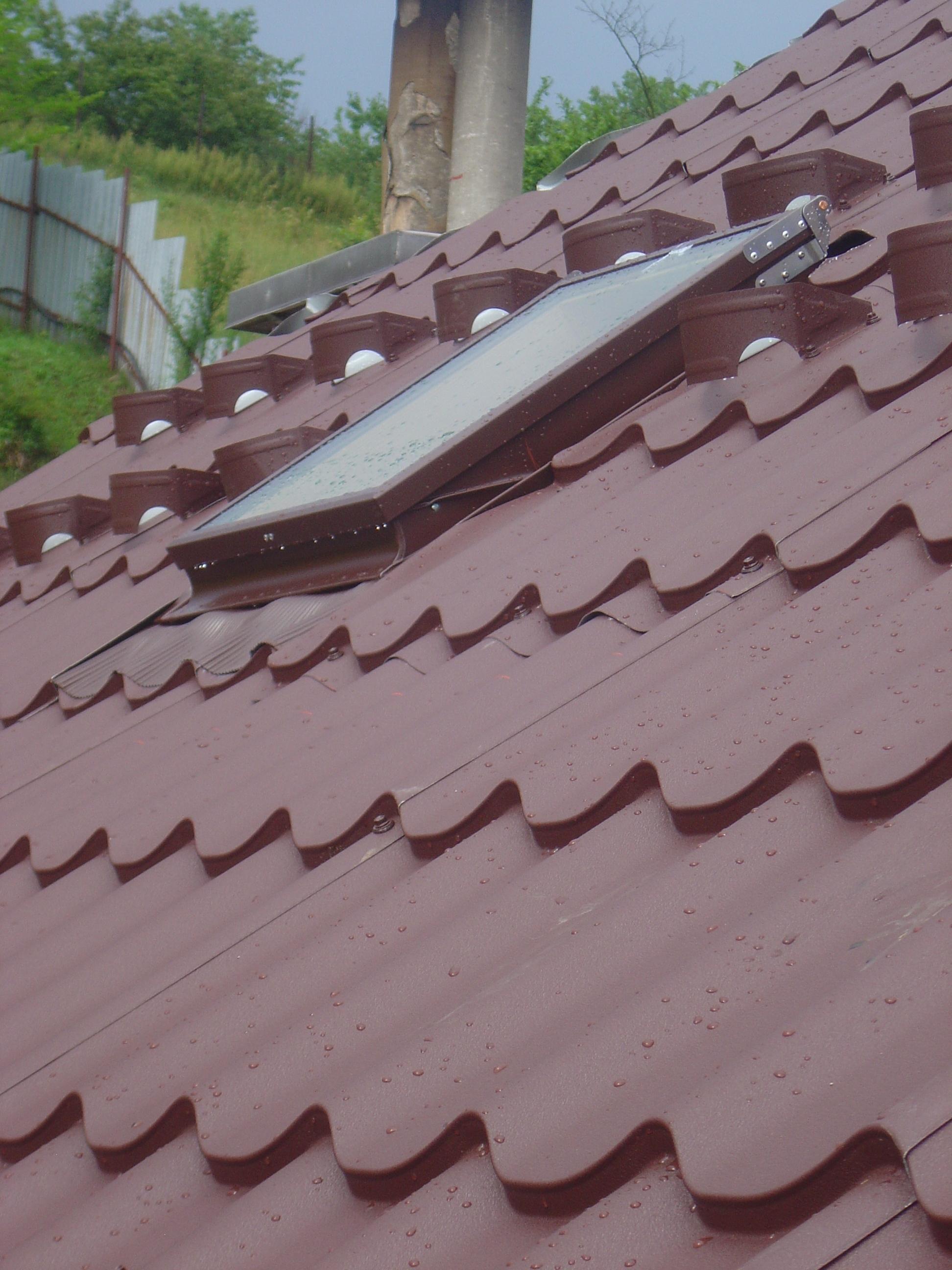 KINGAS FARBA:8017 - čokoládová hnedá USINOR MAT