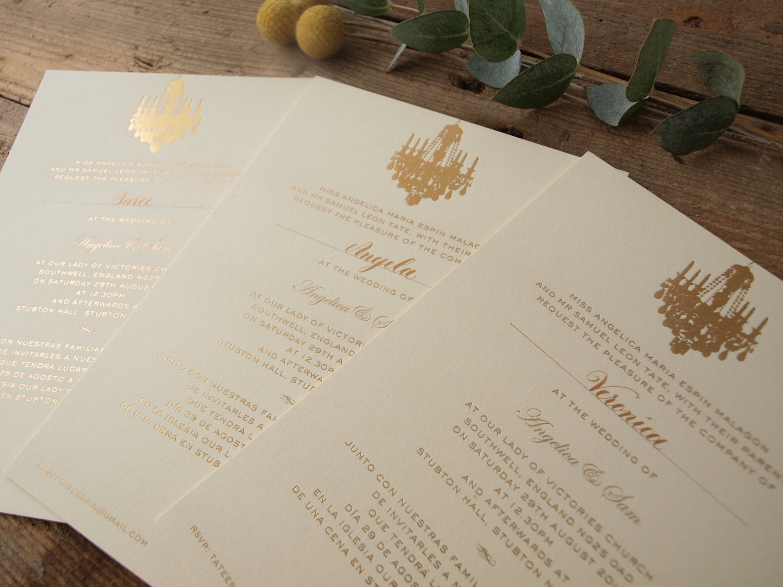Gold copperplate Invitations 1 -Sam Tate.JPG