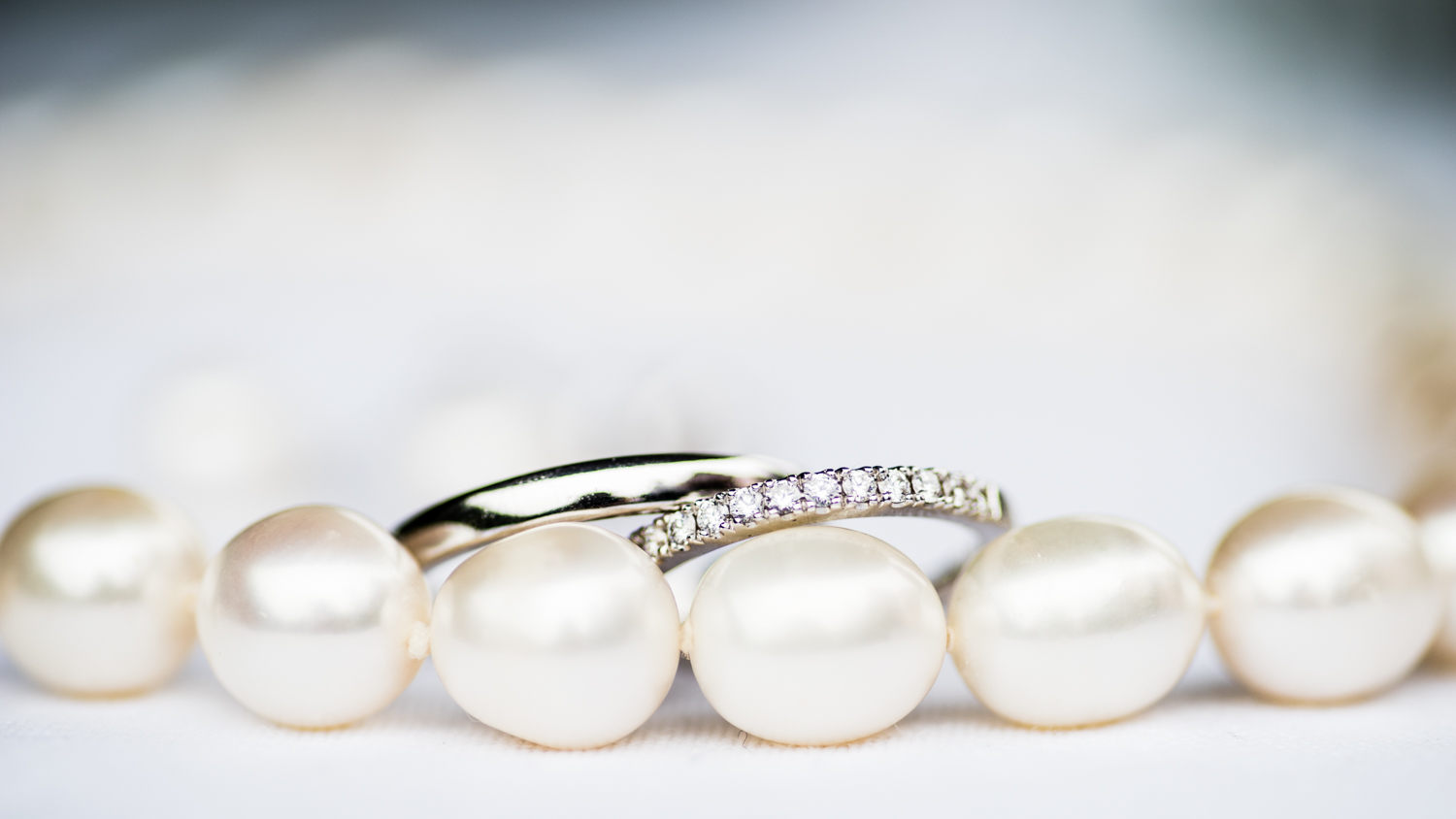 Pearls and rings