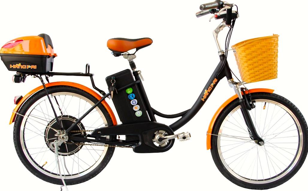 Commuter Electric Bicycle