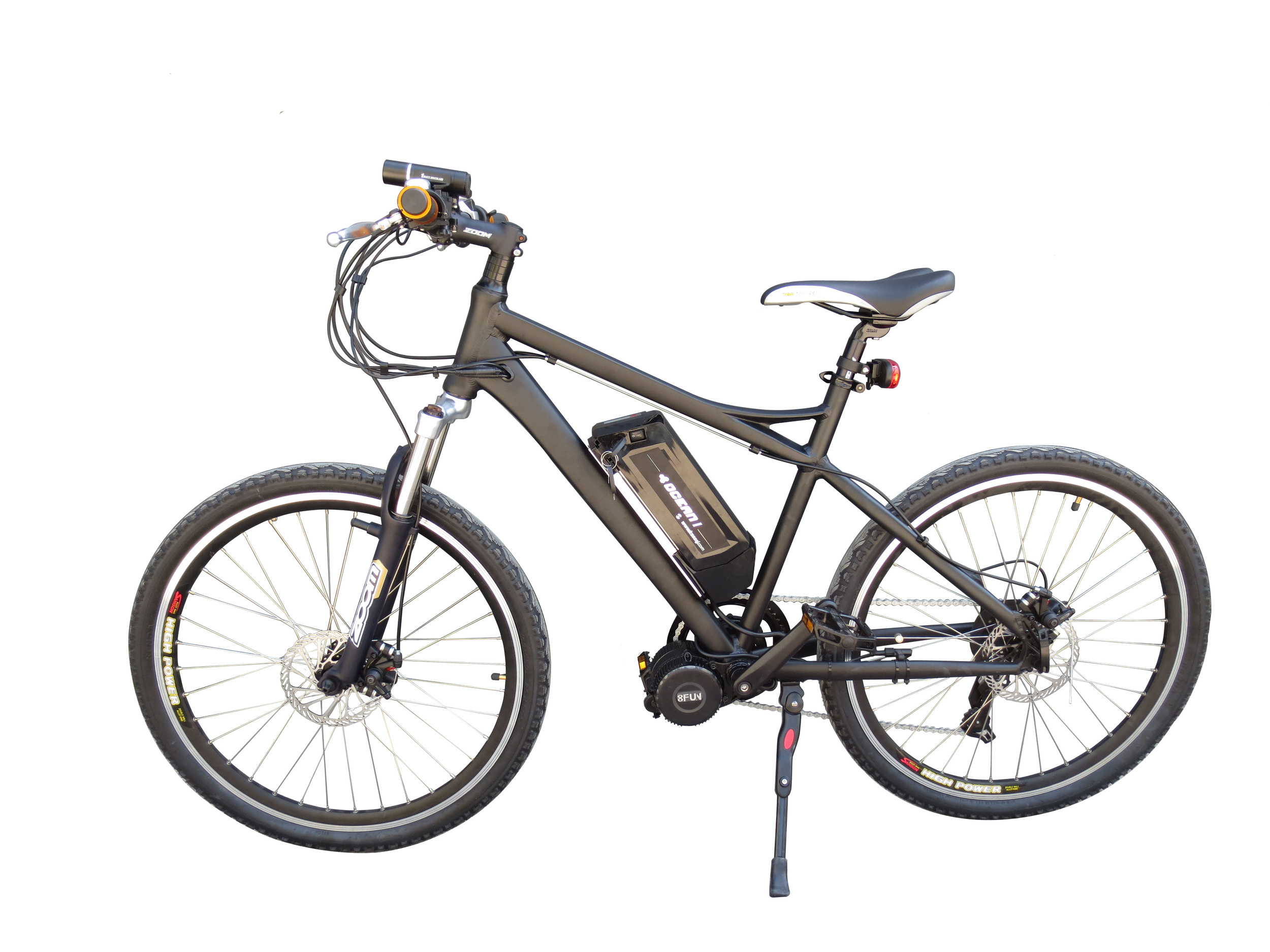 Cross Country Electric Bicycle