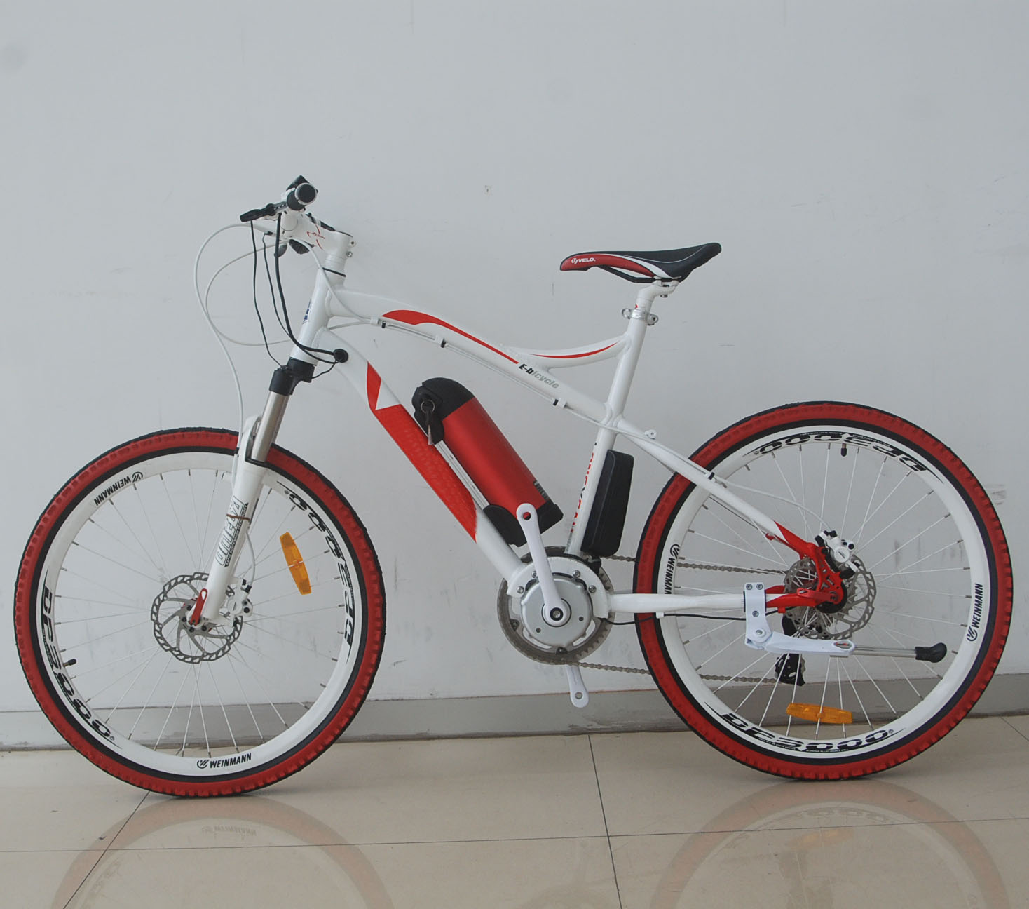 Highlander Electric Bicycle