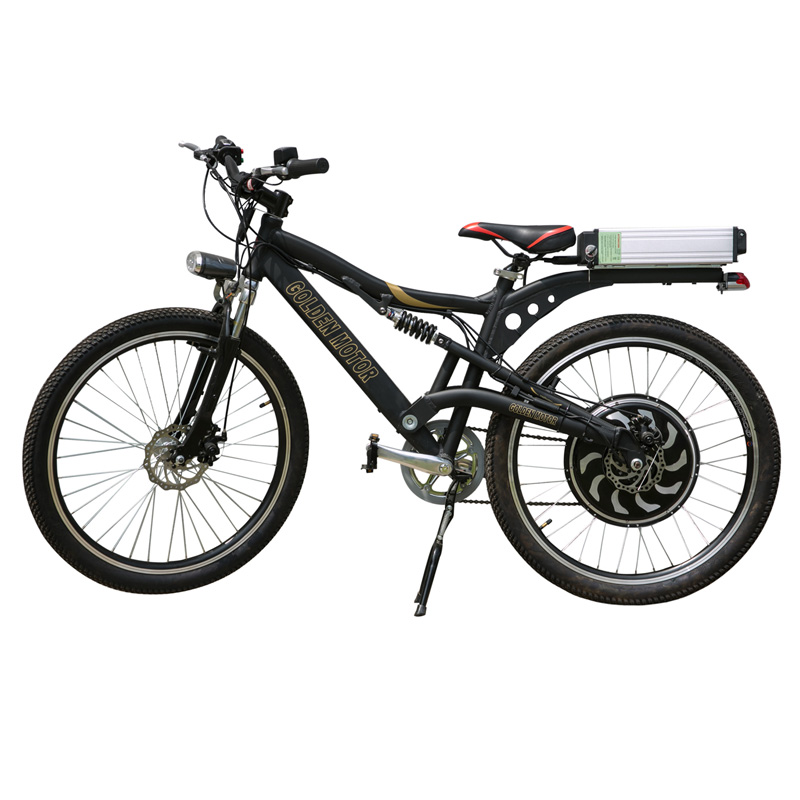 Evolution Sports Electric Bicycle