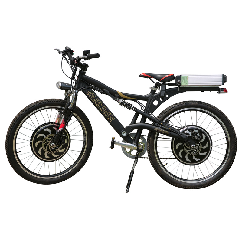 Evolution Super Sports Electric Bicycle