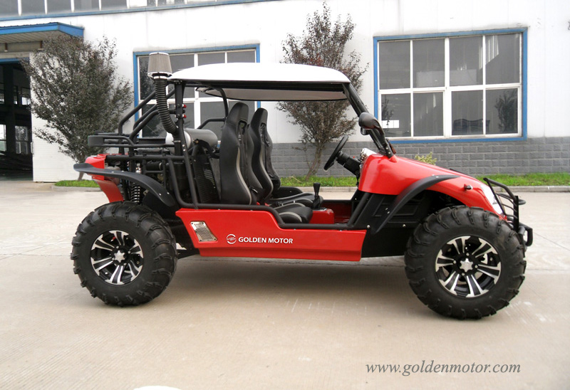 Offroad buggy Electric Golden Motor Thailand