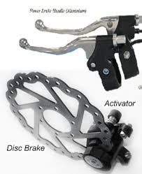 Mechanical Brake Kit