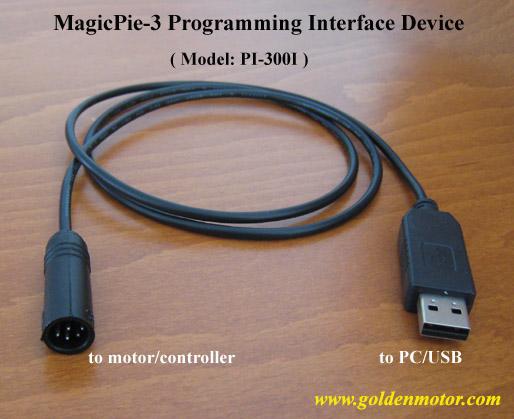 Golden Motor Thailand Programming Adapter