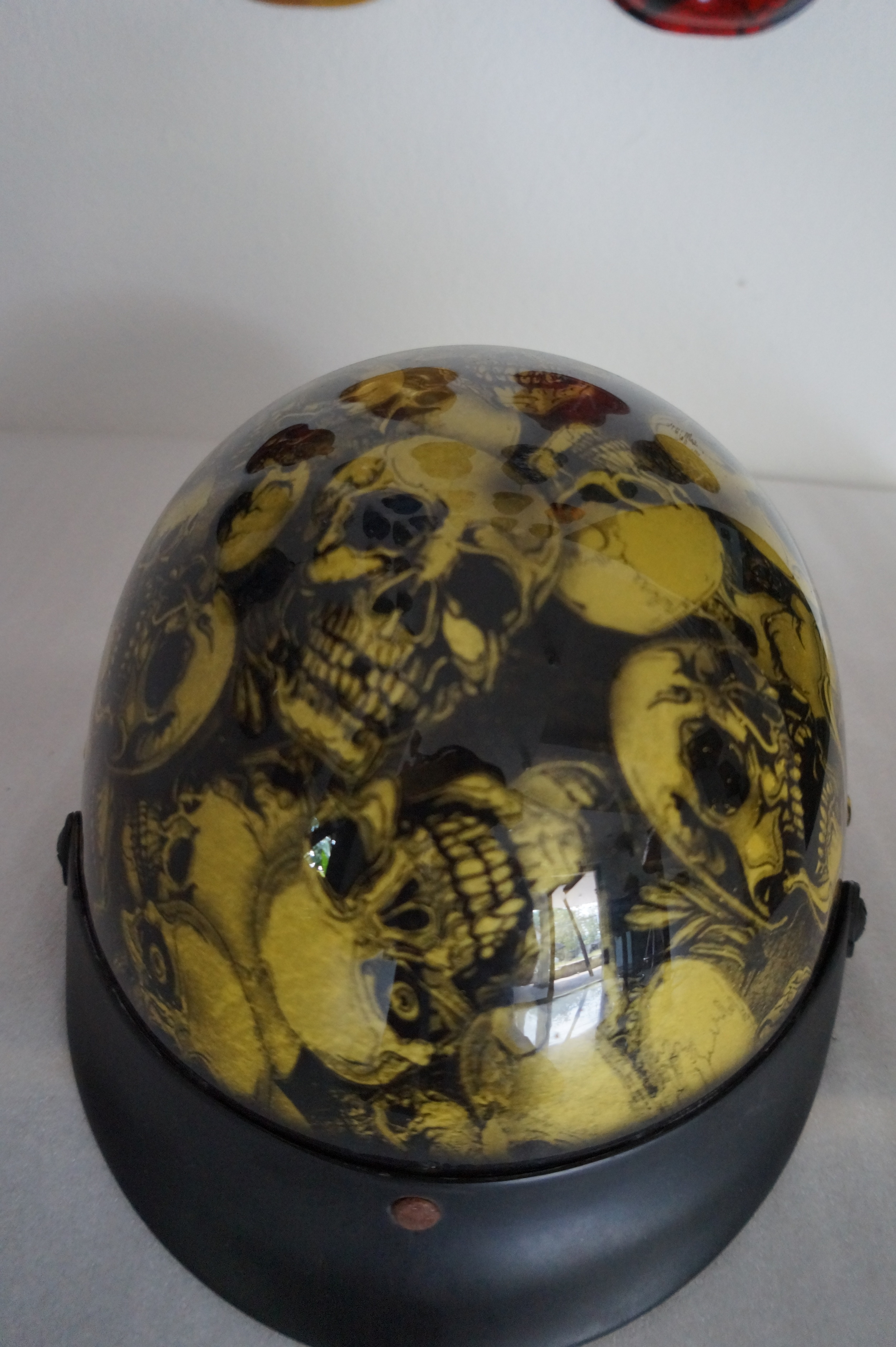 Basic Head Topper Helmet - Custom Paint www.electricbikesthailand.com