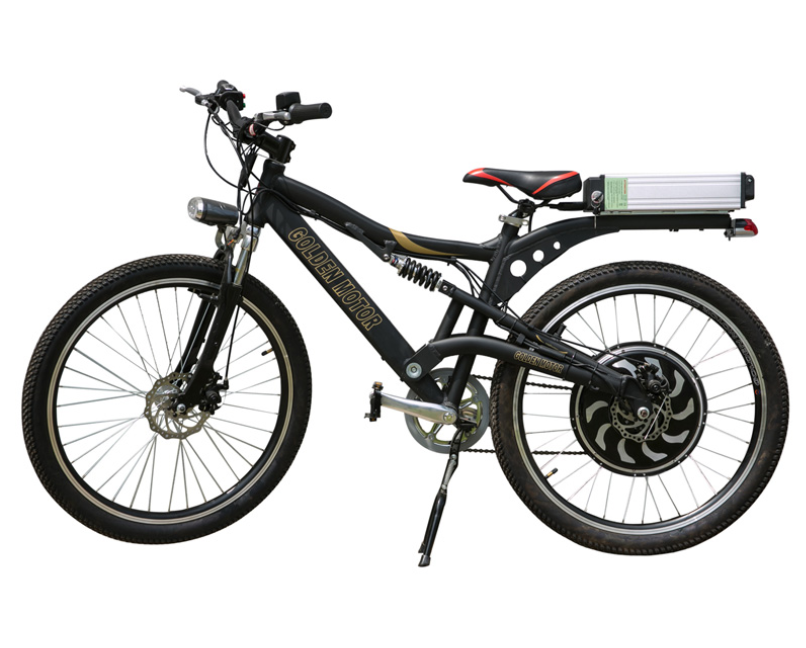 Evolution Sports Electric Bicycle Rental