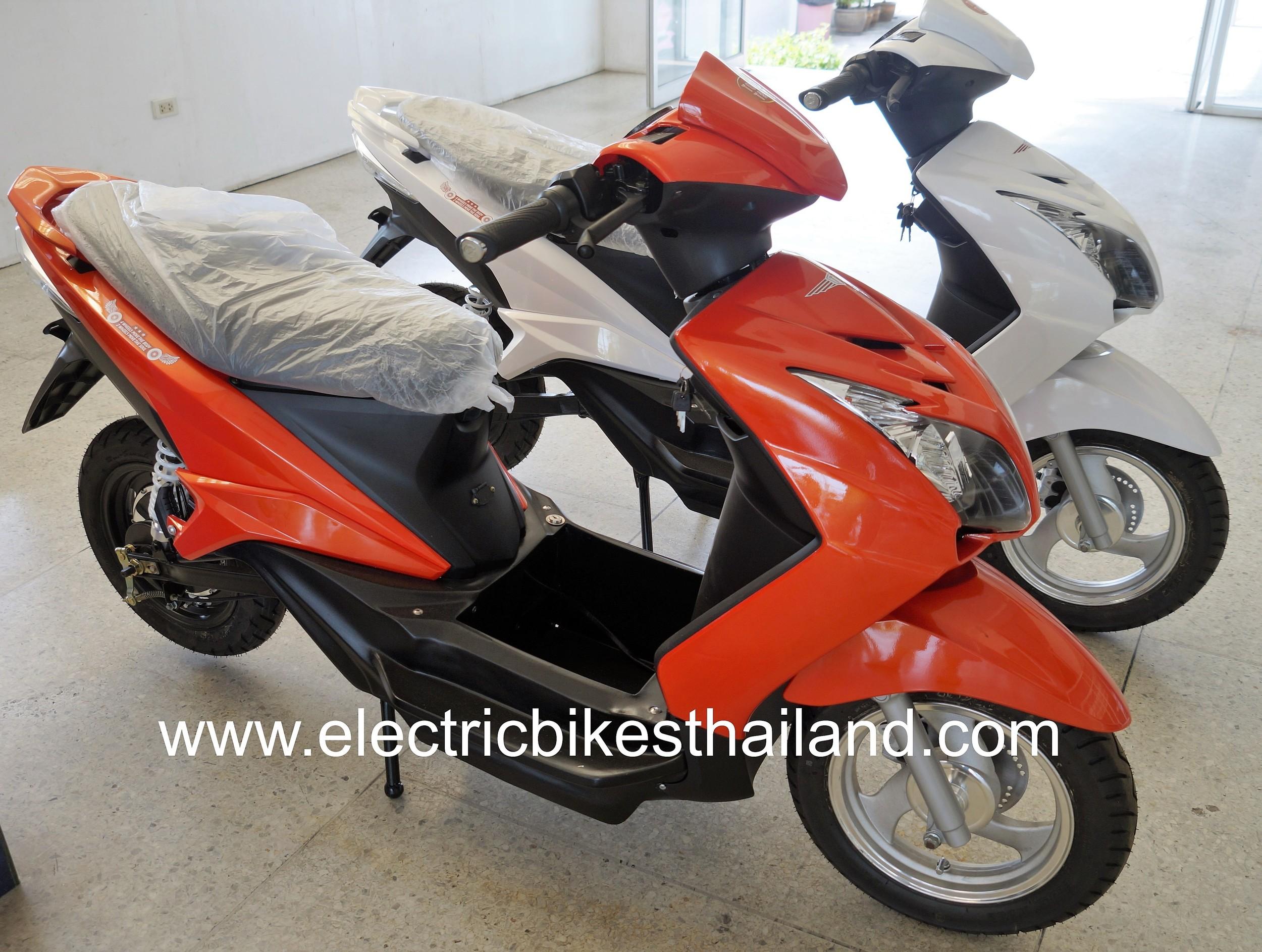 Toyotron Electric Bike