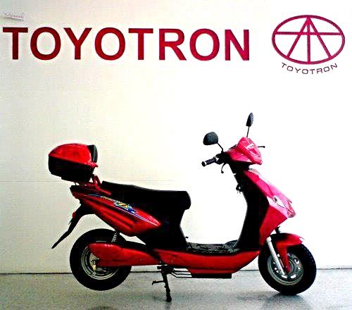 Toyotron Electric Bikes Thailand