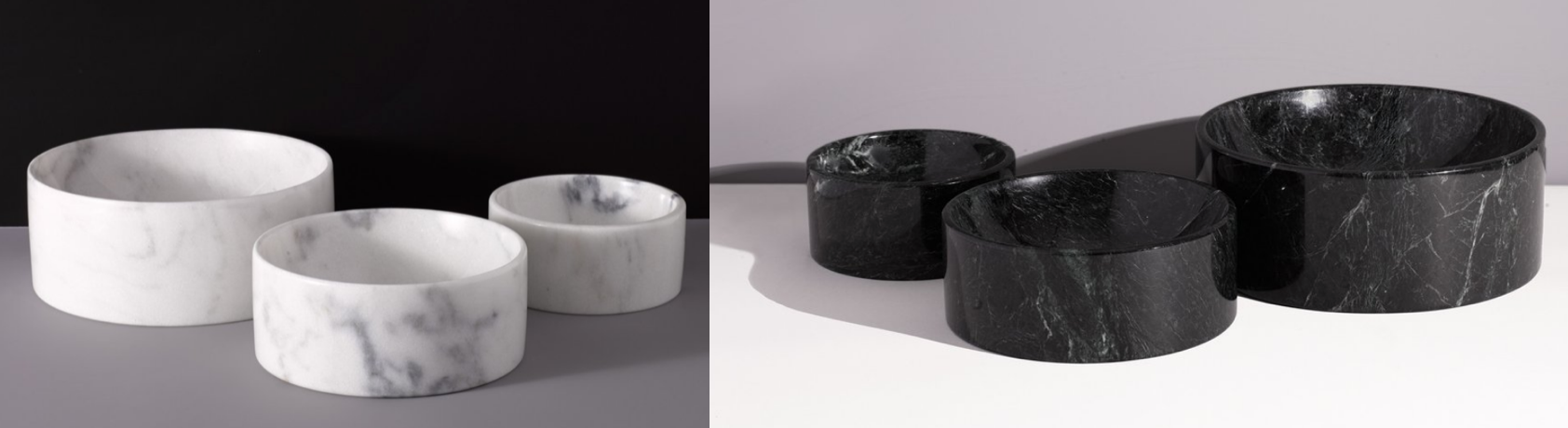 mr. dog marble dog bowls