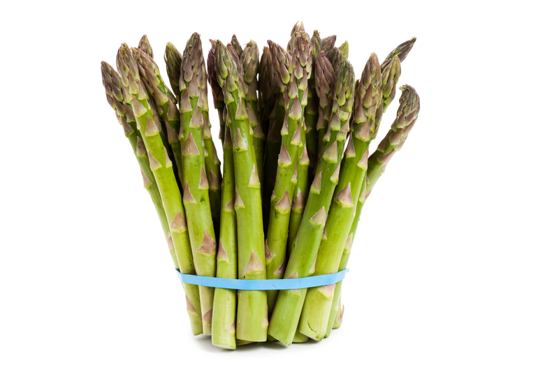 Even vegetables have a high carbon footprint if air (or long-haul ground) transported to the final buyer  Image: Asparagus© Devonyu⎮Dreamstime.com
