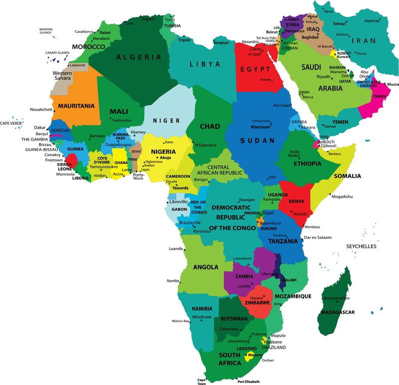 Map, Africa, Destinations.jpg