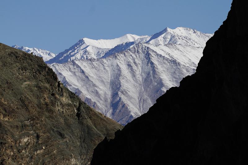 An adventure not for the feint of heart: beautiful Hemis High Altitude National Park, Ladakh, India .Image:  ©Jukka Palm ⎮Dreamstime.com