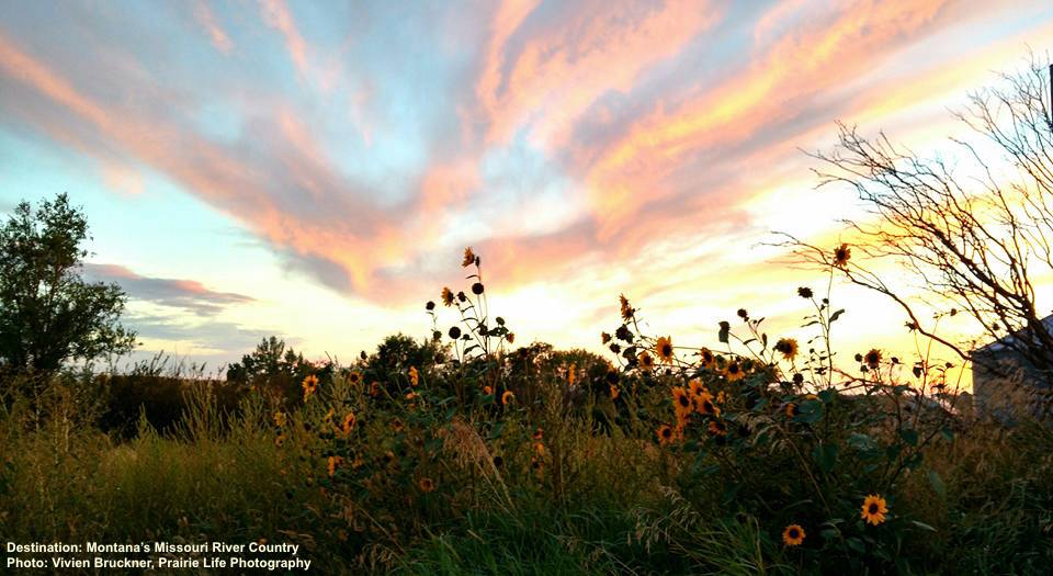 THIS IS AN AMAZINGLY BEAUTIFUL PLACE TO EXPERIENCE ELK BUGLING AS WELL AS TO TAKE IN THE MANY MOODS OF THE AMERICAN PRAIRIE. IMAGE: COURTESY OF ©VIVIEN BRUCKNER & PRAIRIE LIFE PHOTOGRAPHY AND THE PHILLCO ECONOMIC GROWTH COUNCIL