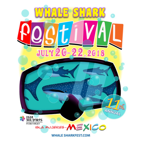 It's Whale Shark Festival at Isla Mujeres!