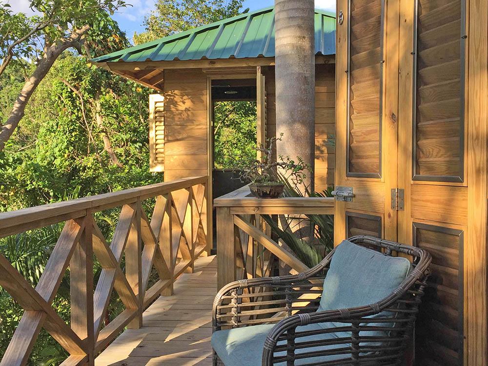 Yuquiyù Garden and Treehouses, Puerto Rico