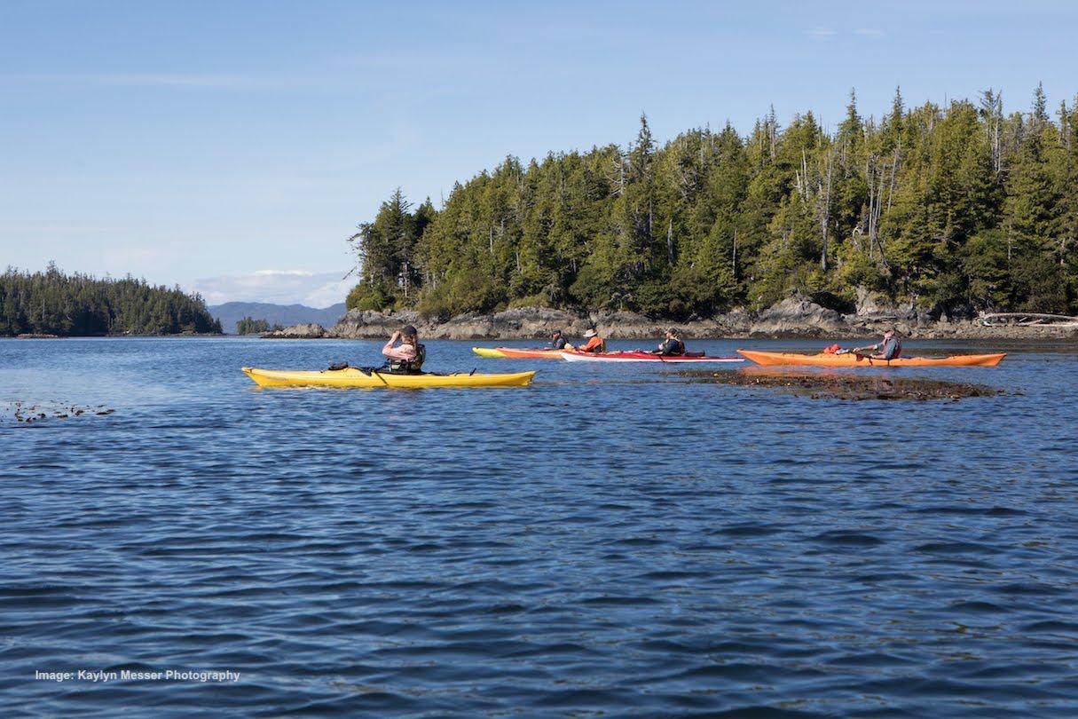 Day 6: Choose Your Adventure Kayaking or Alpine Mountain Hiking