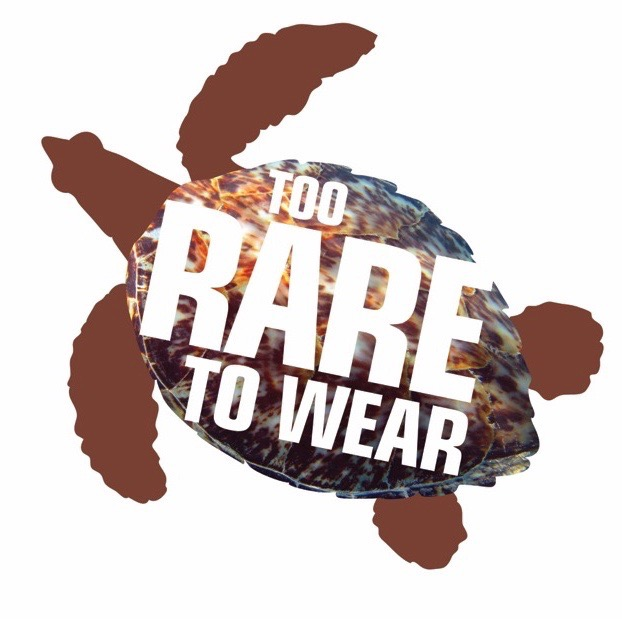 TOO RARE TO WEAR Take the Pledge