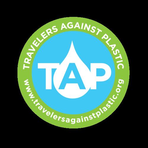 TRAVELERS AGAINST PLASTICS Take the Pledge