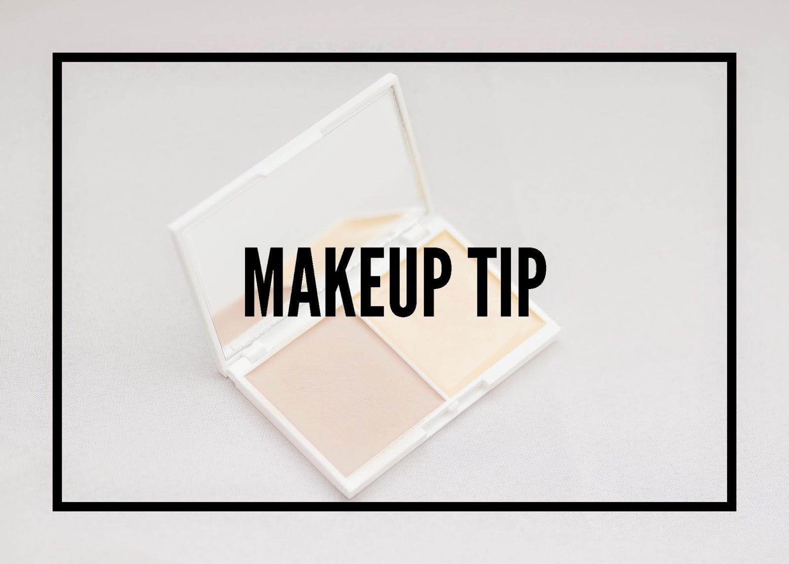Photoshoot makeup tip | Amber Langerud Photography | Detroit Lakes Area Photographer